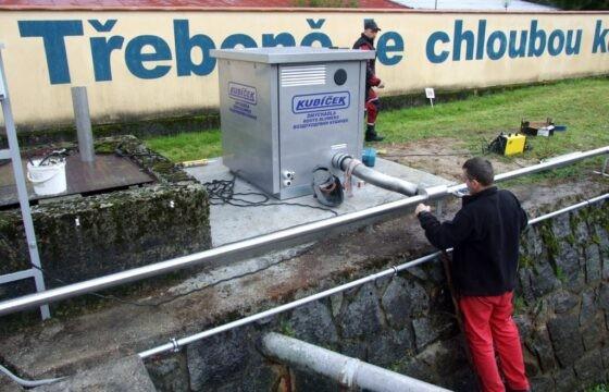 Třeboň fishery – Fish farm in Třeboň, Šaloun, Chlum uTřeboně and Mladá Vožice (CZ) | Kubíček VHS