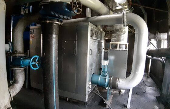 Soustrojí podtlakového dmychadla 3DB80B-250HVK (PL)
