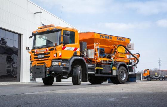 Road repair trucks KOBIT – TURBO (CZ)