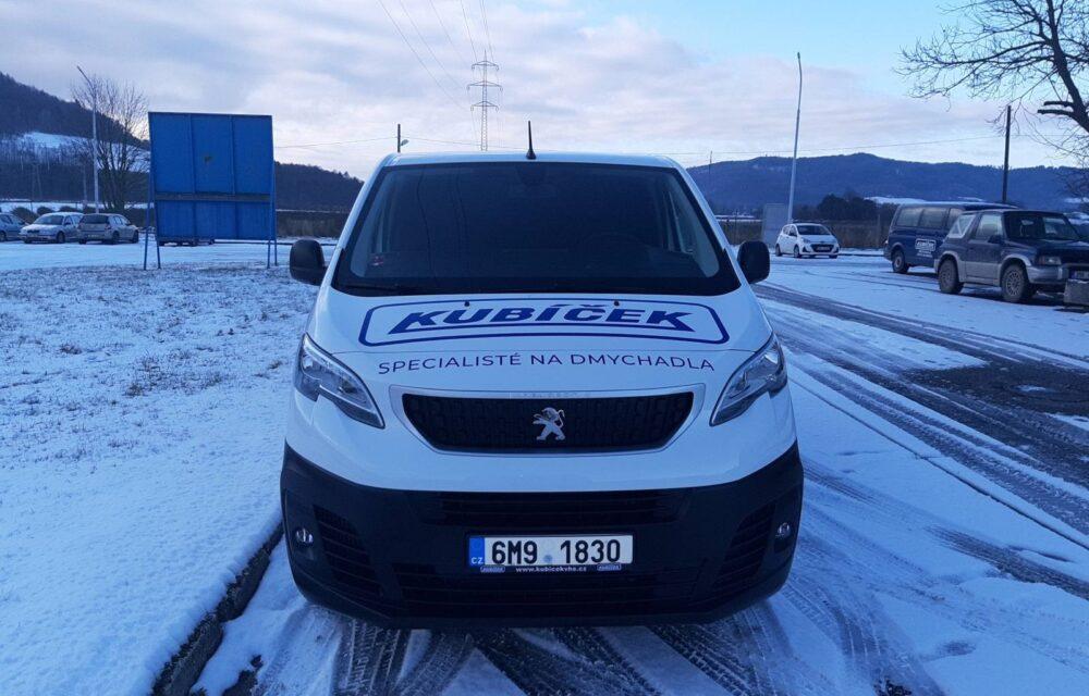 Nový pomocník pro kvalitní servisní služby firmy KUBÍČEK