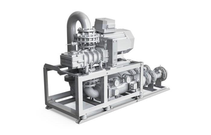 Gas blower units | Kubíček VHS
