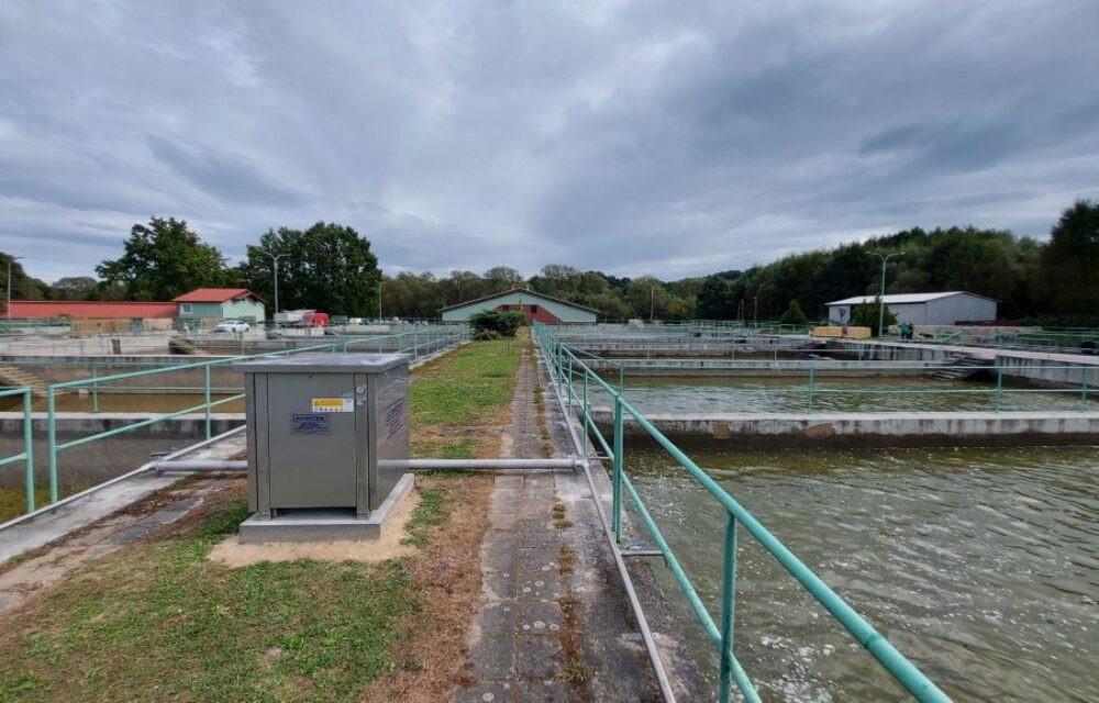 Fishery Nové Hrady – Fish farm Štiptoň (CZ)